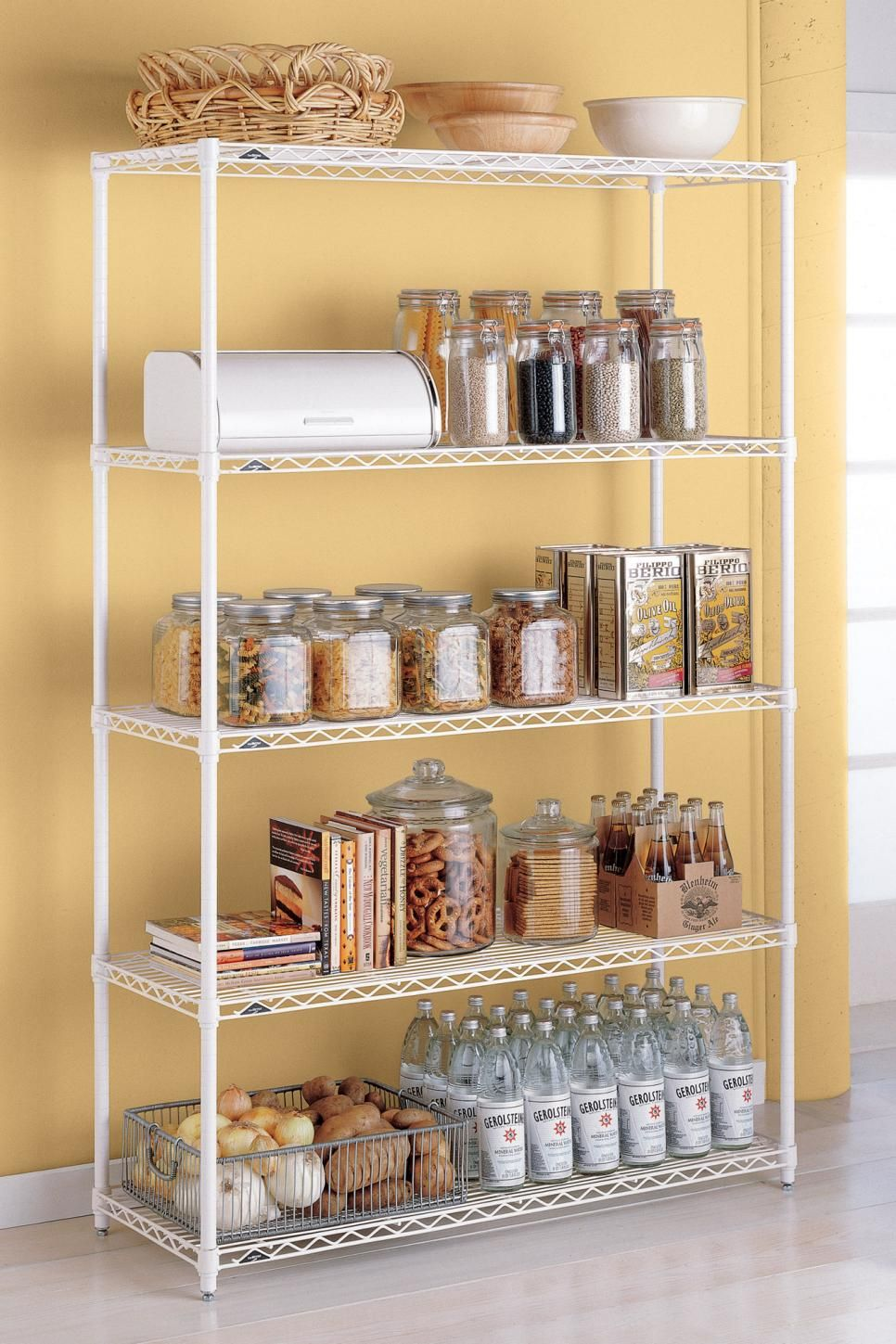 Best 20 Best Pantry Organizers Pantry And Kitchen Pantries 400 x 300