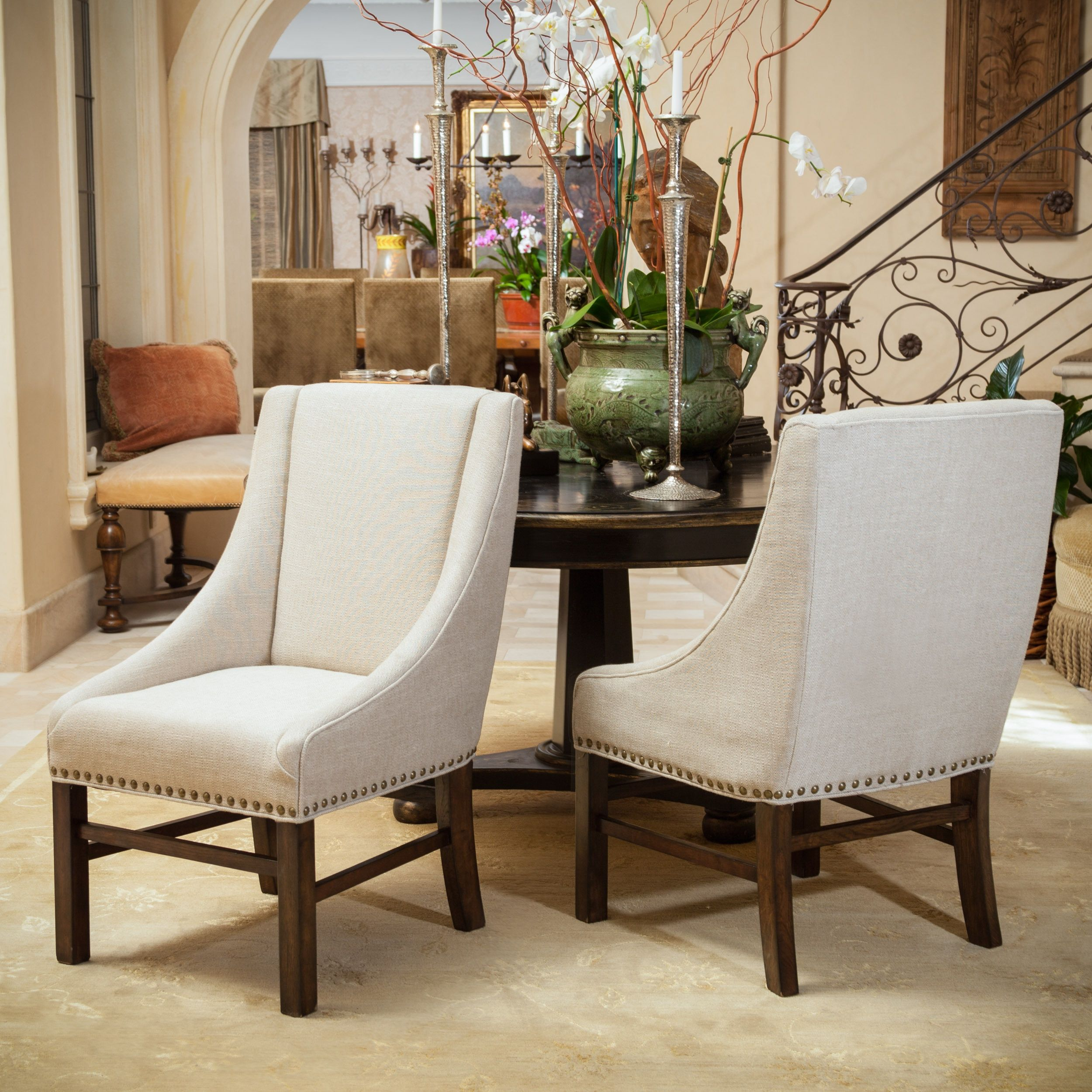 dining room chairs: make mealtimes more inviting with comfortable