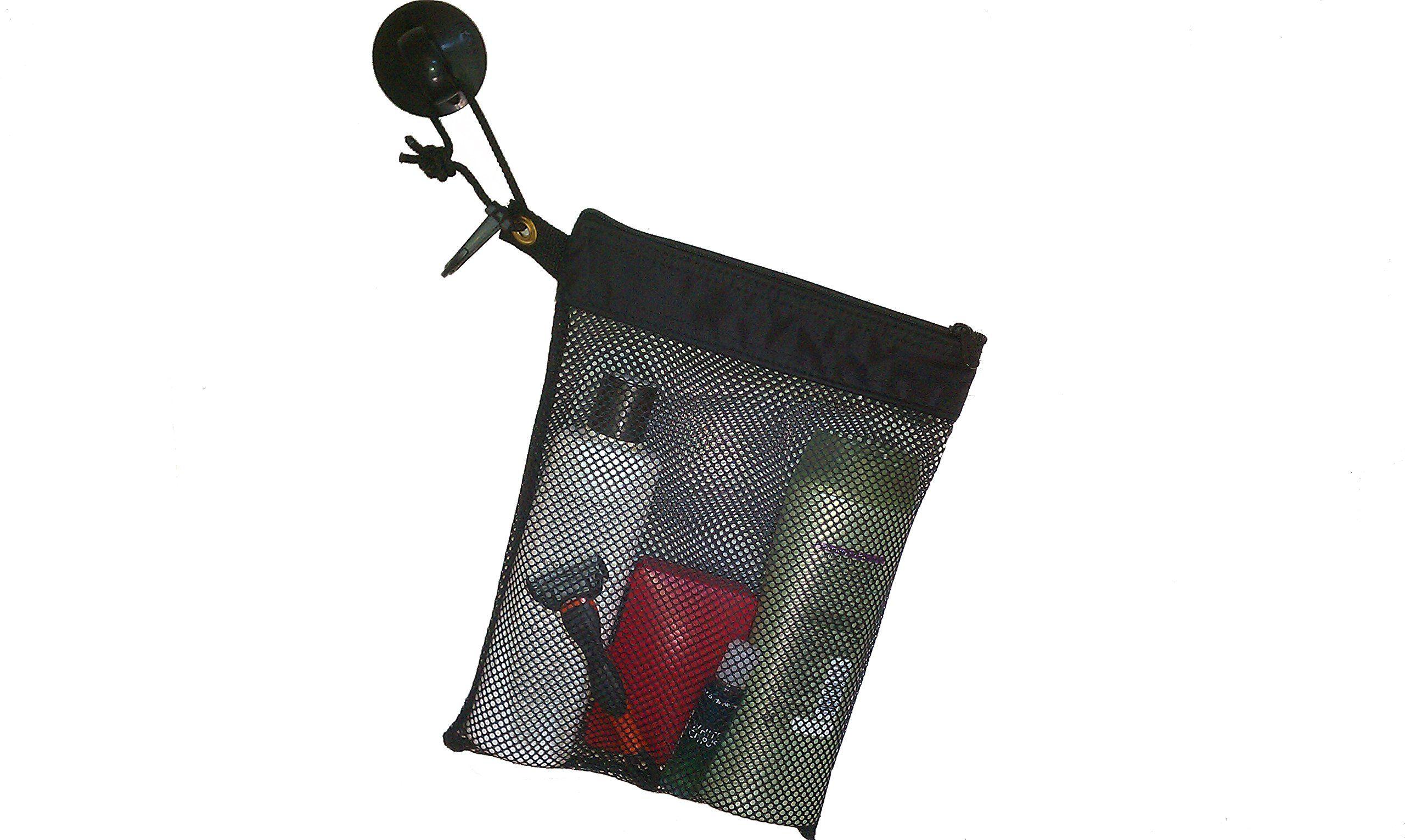 Shower Bag Tote Mesh Caddy Toiletry Organizer