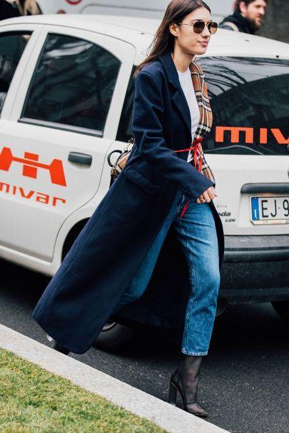 Milan Fashion Week Street Style 2017   British Vogue