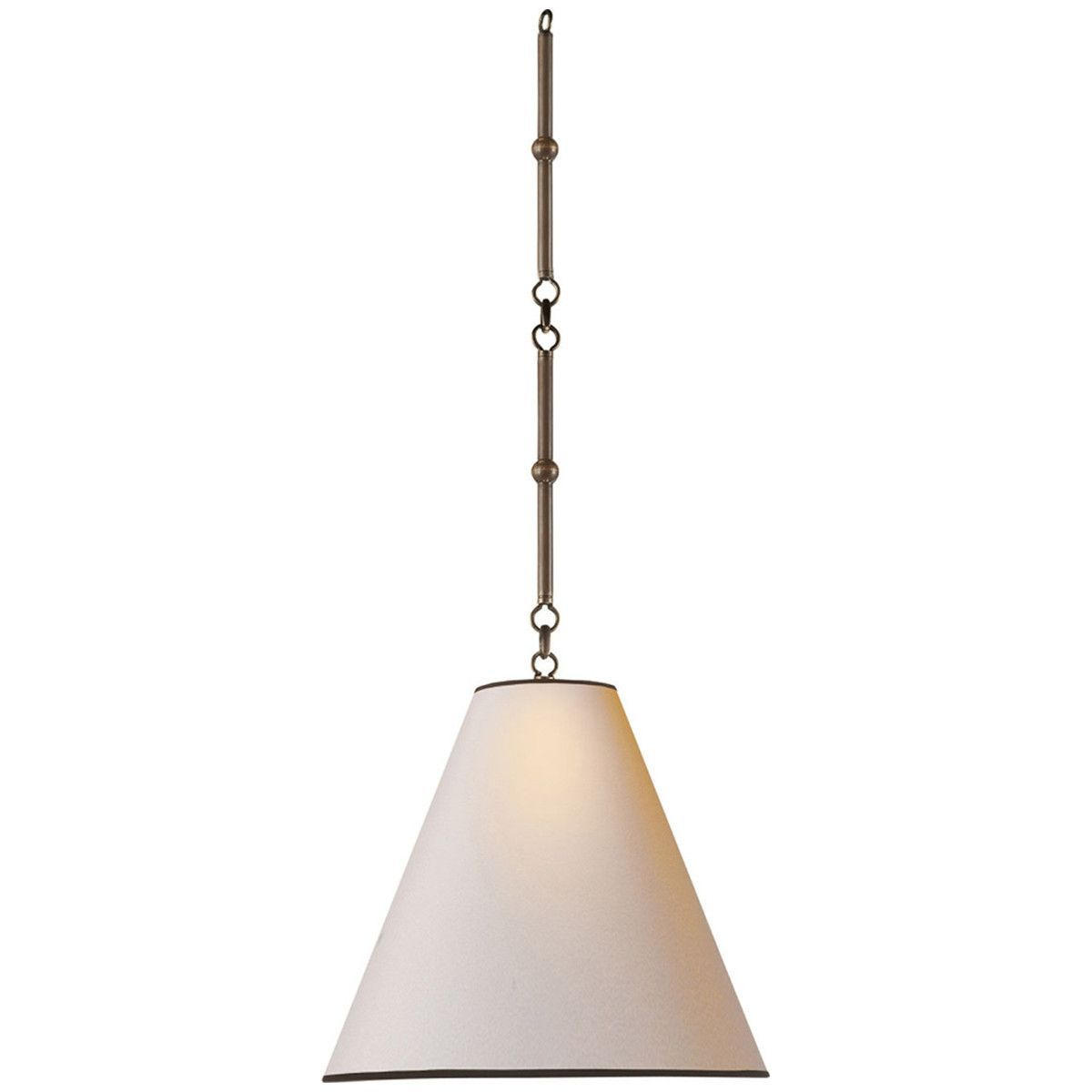 Visual Comfort Lighting Thomas OBrien Goodman Hanging Shade in Bronze