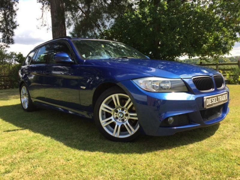 BMW 320d M Sport Auto Touring Estate  #RePin by AT Social Media Marketing - Pinterest Marketing Specialists ATSocialMedia.co.uk
