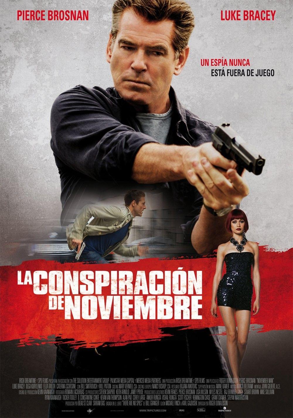Ver La conspiración de noviembre Online Gratis 2014 HD