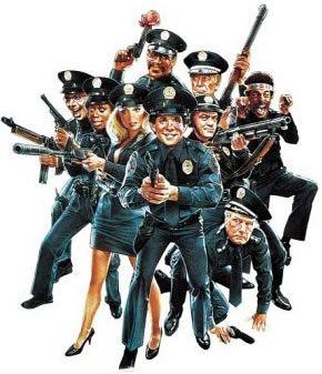 Loca Academia De Policia Academia De Policía Peliculas Peliculas S