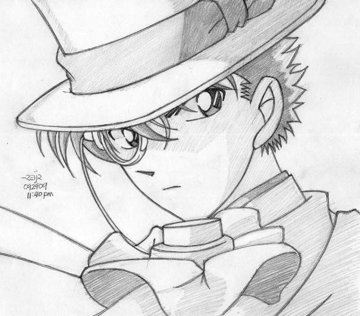 Kaitou Kid Of Meitantei Conan 3 Kaitou Kid Meitantei Conan Is
