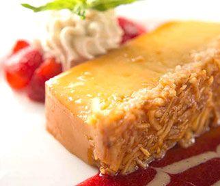 Receta De Tocino Del Cielo Con Coco Mi Peru Desserts