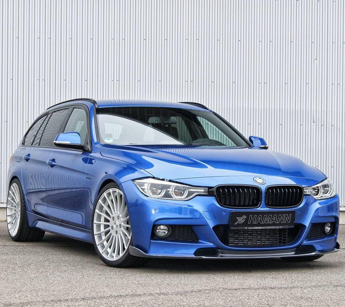 Hamann BMW 3series F31 Touring Autók