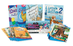 Abeka book Grade 2 Language Arts Child Kit