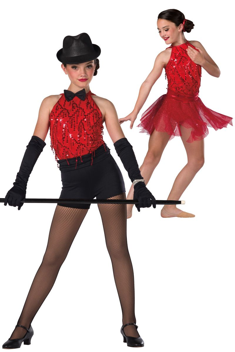 Dance Costume Jazz Tap Twirl Skate One for the Road