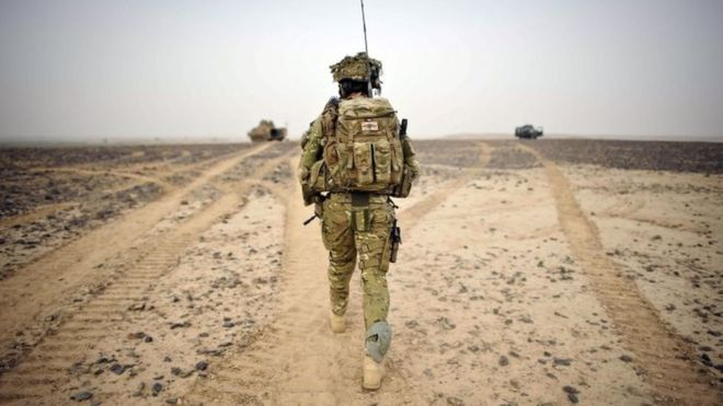UK to deploy more troops to Afghanistan - The Khaama Press