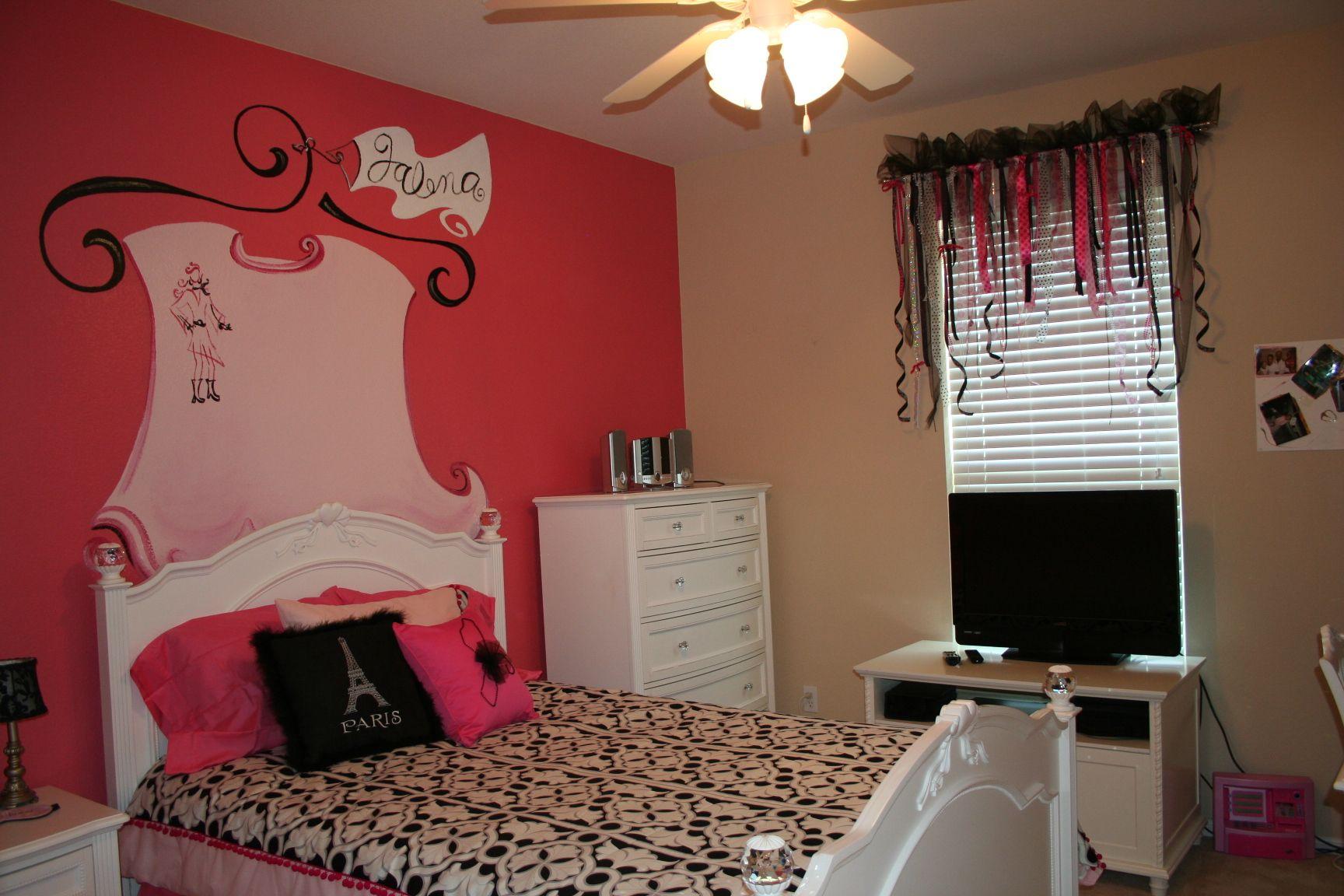 Fashionista Bedroom | Fashionista bedroom, Interior, House ...