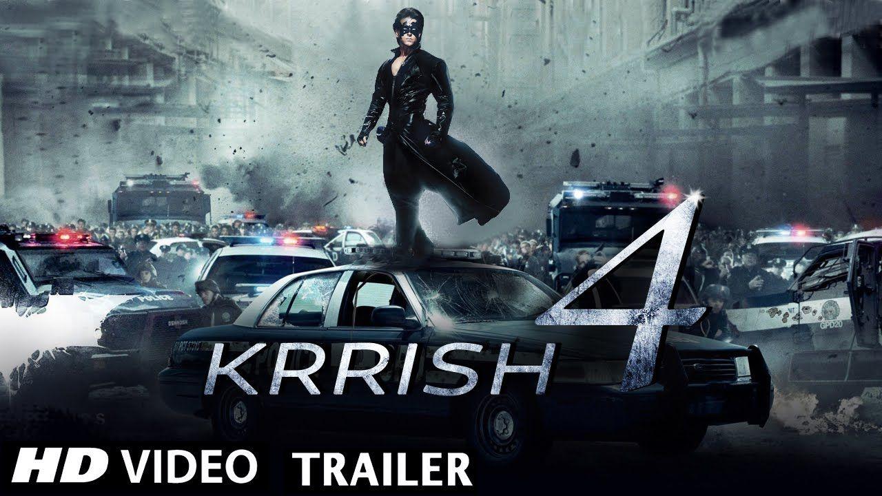 Krrish 4 Hrithik Roshan #Krrish4 #Trailer #HrithikRoshan