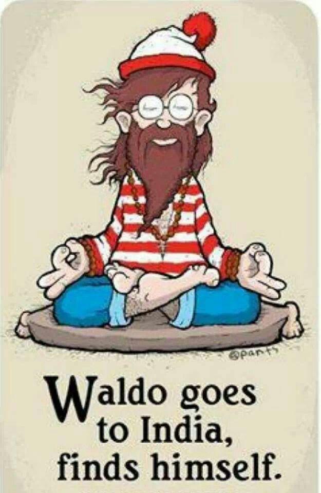#Waldo