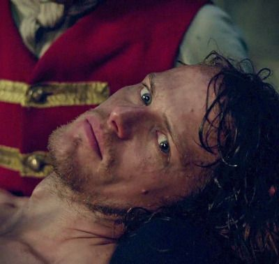 Jamie Fraser in Every Outlander Episode: 1x16 → To Ransom a Man's Soul