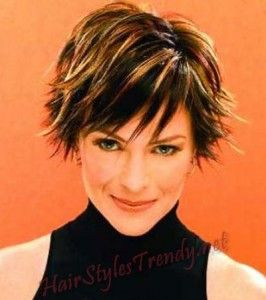 Easy Hairstyles For Over 40 266x300 Short Hair Styles Black Women