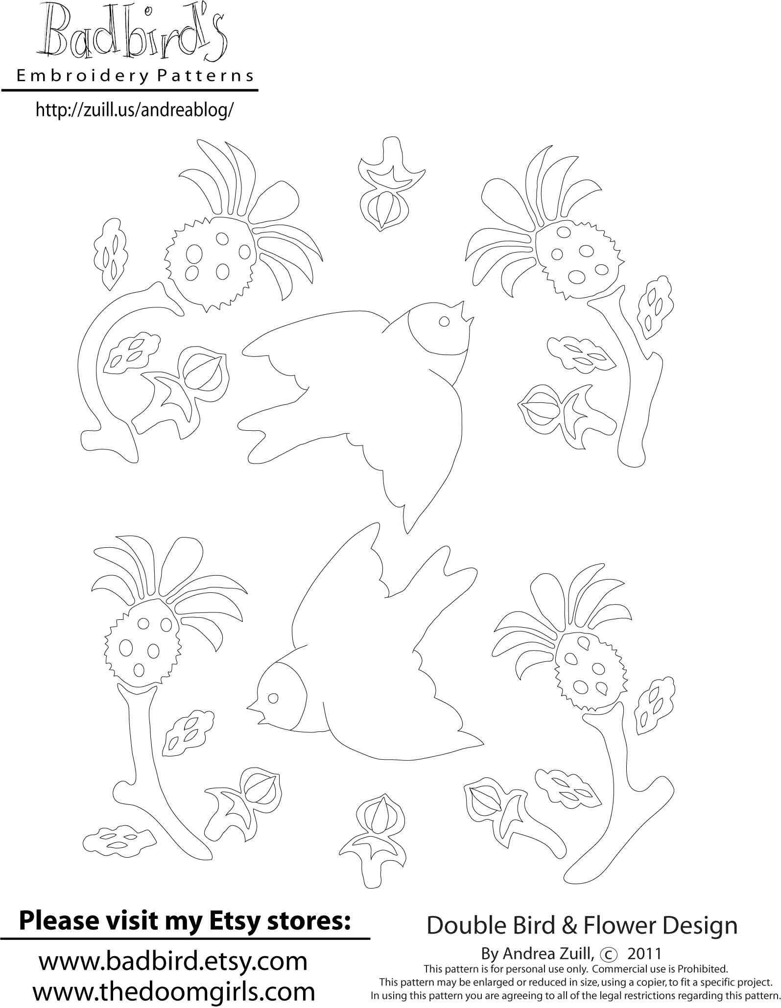 Free Embroidery Patterns | Craft Ideas | Pinterest | Bordado ...