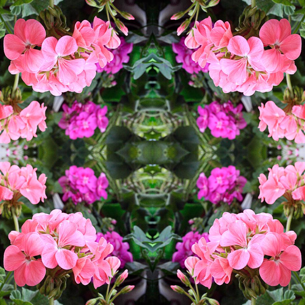 Silk Square Scarf - Peonies (Spring) by VIDA VIDA aYtPUMDMN