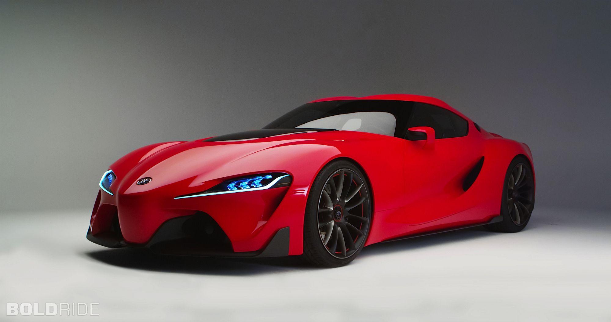 2014 toyota ft1 concept supra