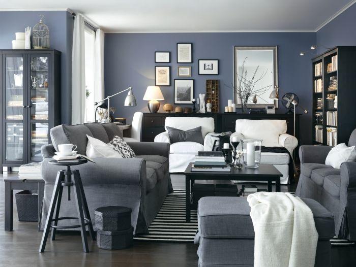 IKEA US - Furniture And Home Furnishings | Ikea Living Room, Gray Living Room Design, Living Room Grey