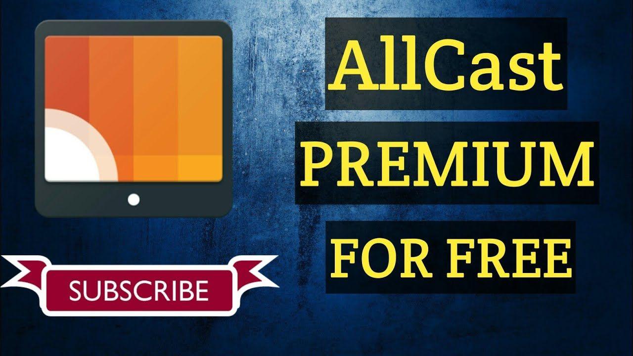 AllCast Premium APK v2.0.4.9 [Download Latest Version