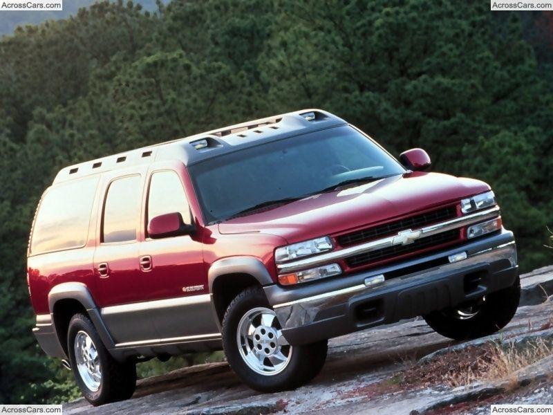 Chevrolet Suburban (2000) | Chevrolet suburban, Chevrolet, Used cars