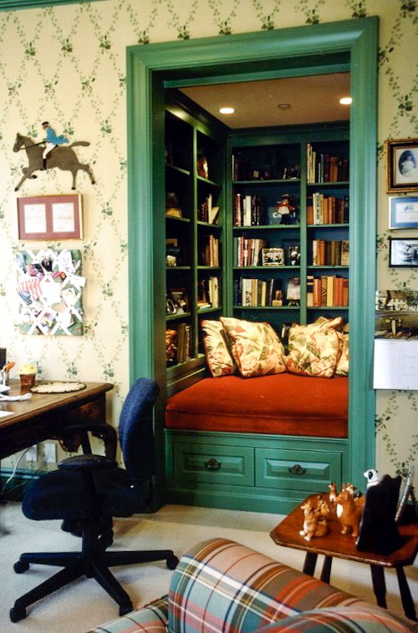 Best Cozy Reading Room Ideas 15 Creative Small Home Library 640 x 480