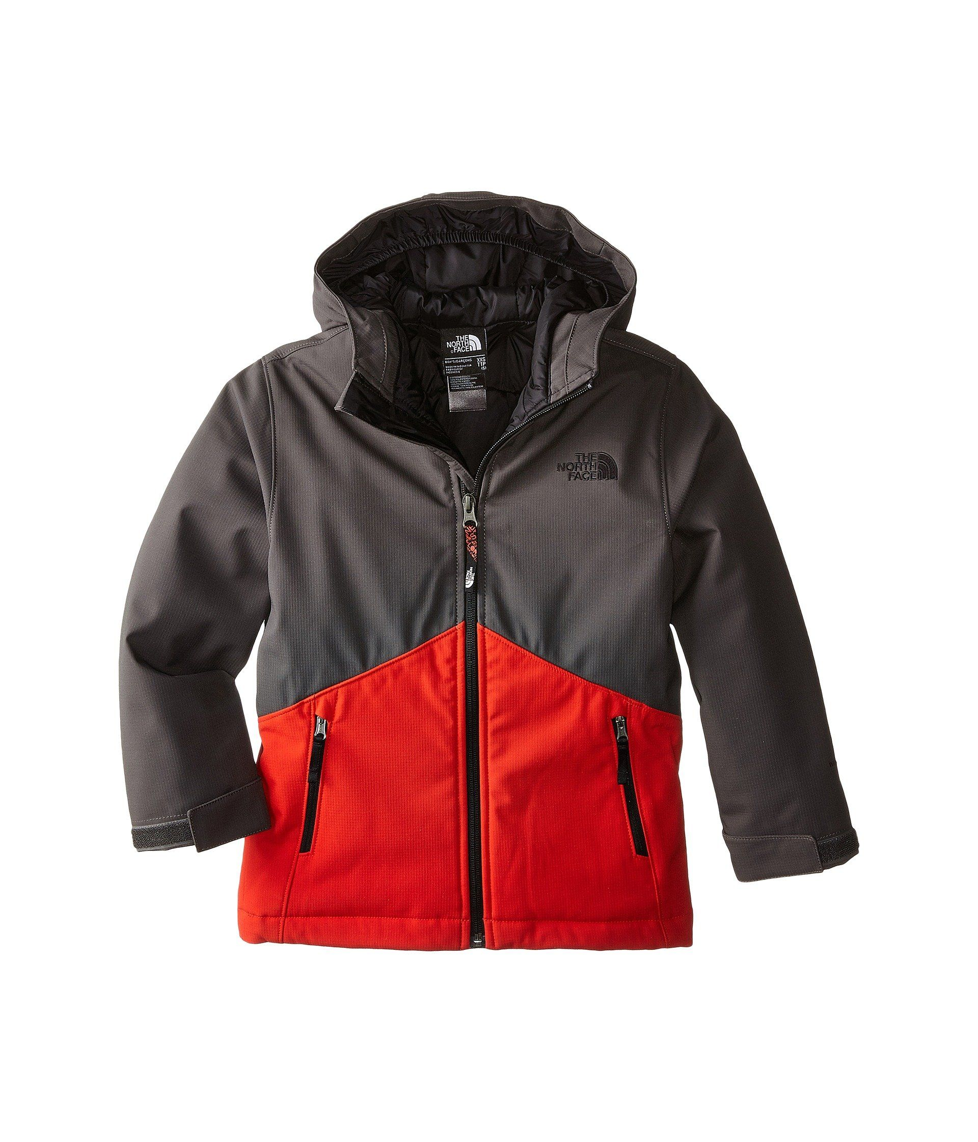 05eb25cb6e89 THE NORTH FACE APEX ELEVATION YOUTH BOYS INSULATED JACKET (XS (6 ...