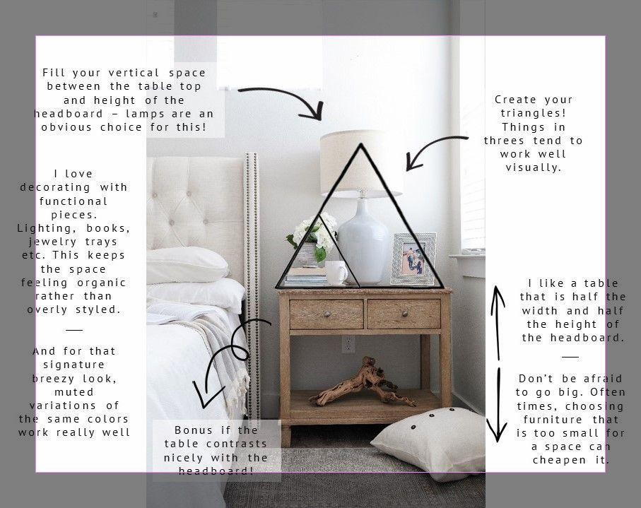 Lovely Interior Decorating Tips 621 Bedroom Night Stands Bedroom Nightstand Decor Bedside Table Decor