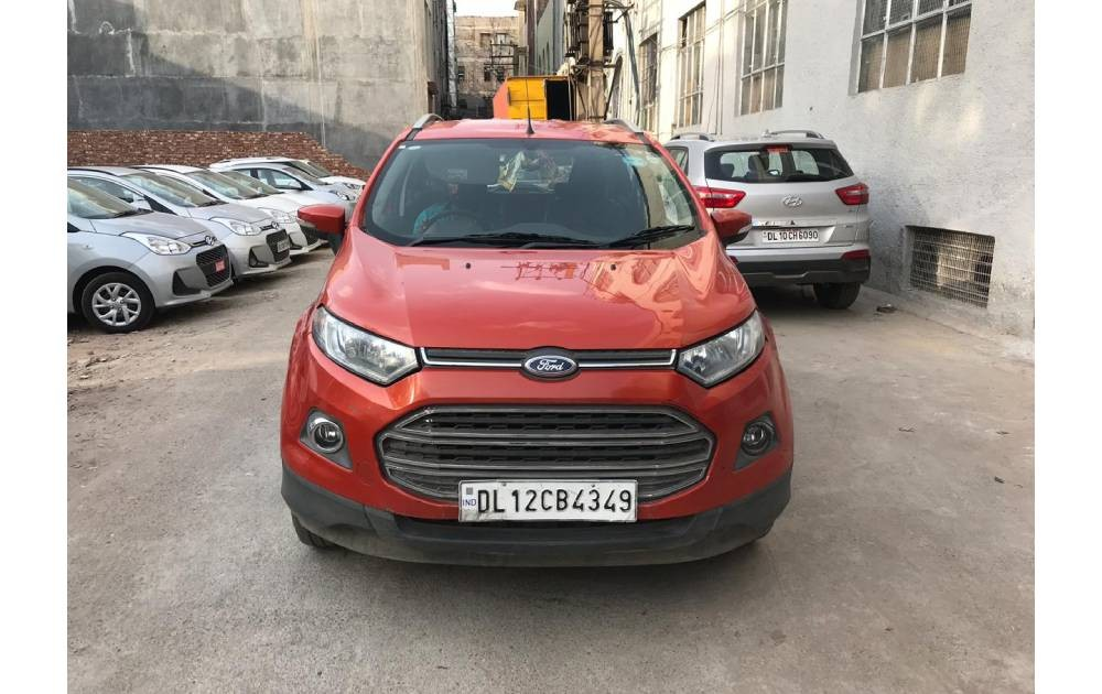 Used Ford EcoSport under 6 Lakh in Delhi NCR Used cars