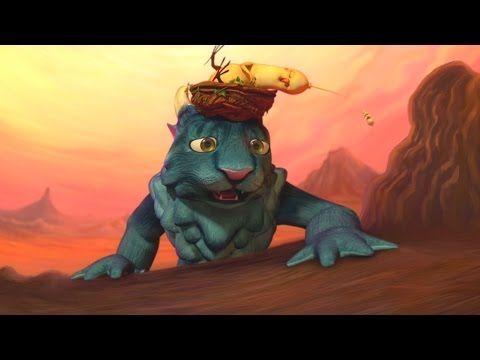 "CGI **Award Winning** 3D Animated Short HD: ""Treasure Nest"" - by Team Treasure Nest - YouTube"