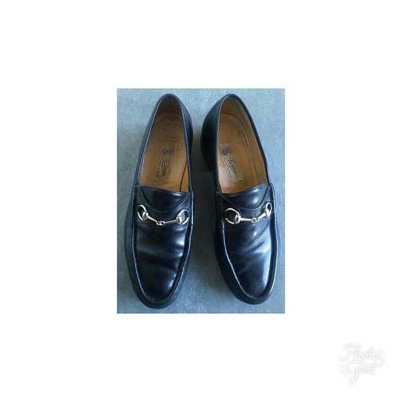5449dfd2d78 vintage gucci horsebit loafers men s sz 43.5