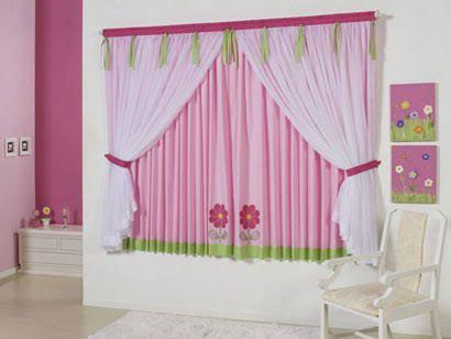 Resultado de imagem para cortinas para quarto | Janet | Pinterest ...