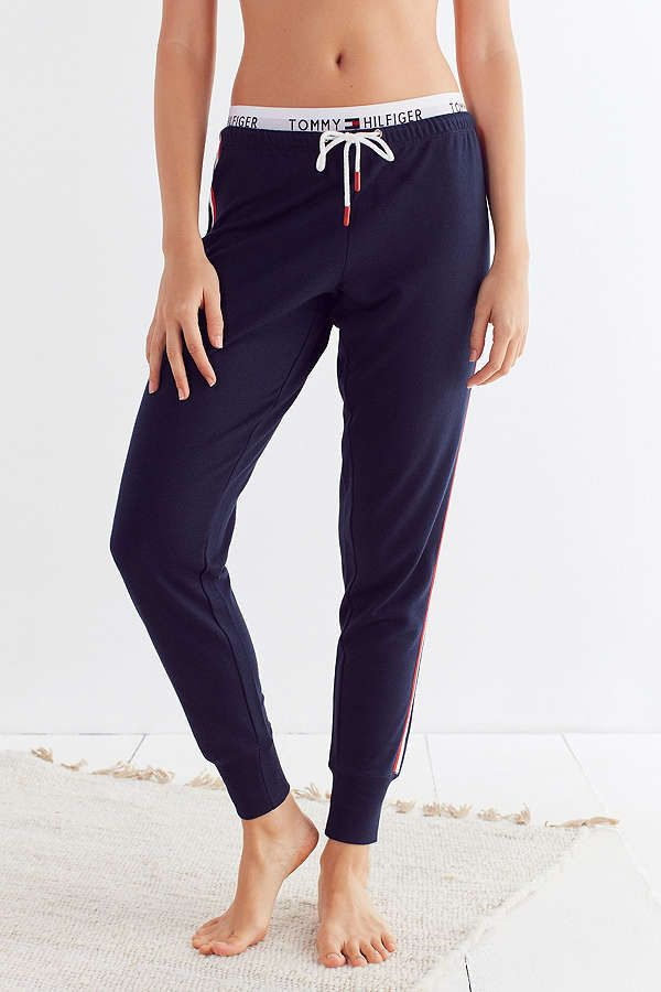 6cd32c42d2d38b Tommy Hilfiger UO Exclusive Side Stripe Lounge Pant | Clothes ...