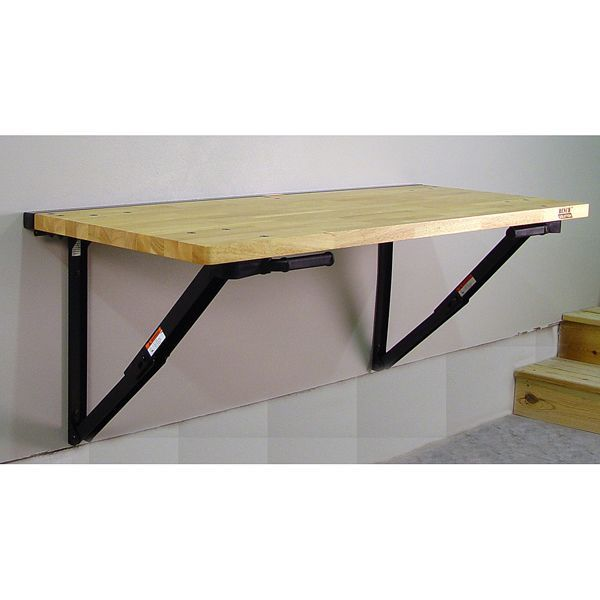 Fold Out Work Bench Part - 25: Bench Solution Fold Away Workbench, Model QW01