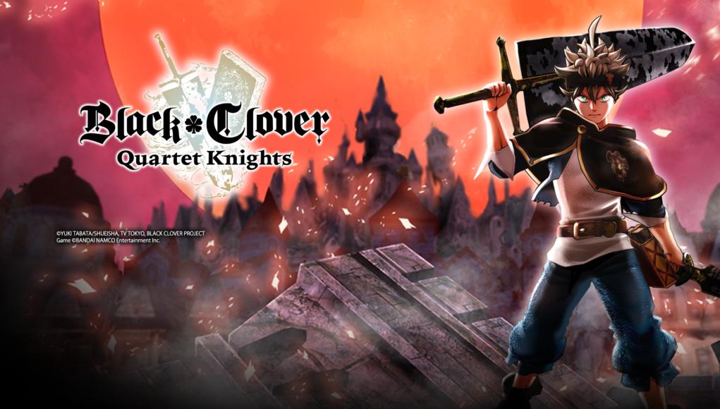 Download BLACK CLOVER QUARTET KNIGHTS PC Games Full Version
