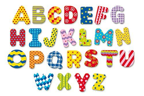 Resultado de imagem para letras do alfabeto patricia - Lettres alphabet originales ...
