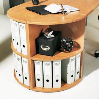 Viertelkreis Regalelement Ideal Zur Erganzung Eines Schreibtisches Buche Dekor Von Schafer Shop Schreibtisch Buche Regal Und Schreibtisch