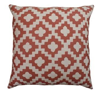 Peter Dunham Textiles Peterazzi Red Pillow