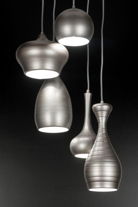 lamparas de cocina modernas