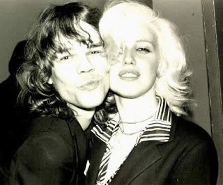 David Johansen & Cyrinda Fox
