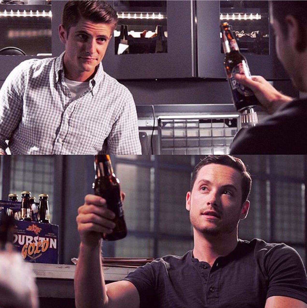 Halstead & Mouse. Chicago PD. These guys are my favorite.