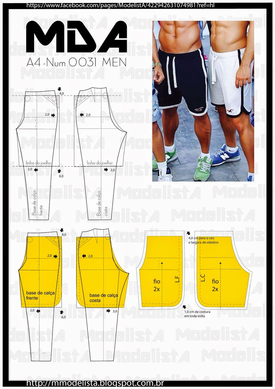 A4 - NUM 0031 MEN | Patrones | Pinterest | Sewing, Sewing patterns y ...