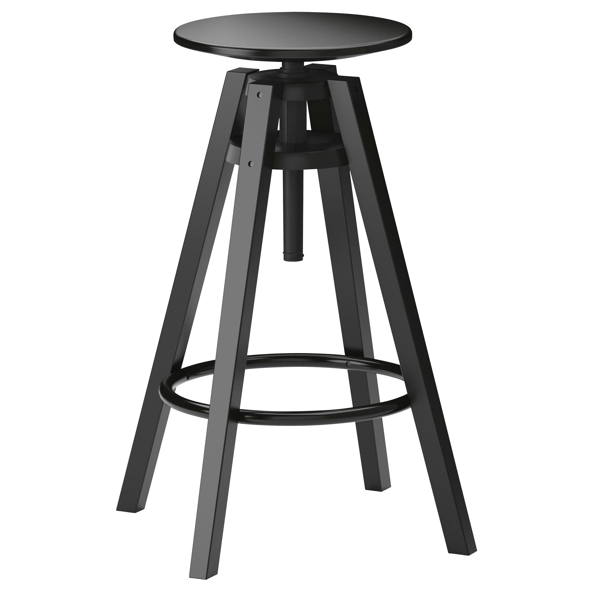 Awesome Ikea Dalfred Bar Stool Black Furniture Furniture Ideas Bralicious Painted Fabric Chair Ideas Braliciousco