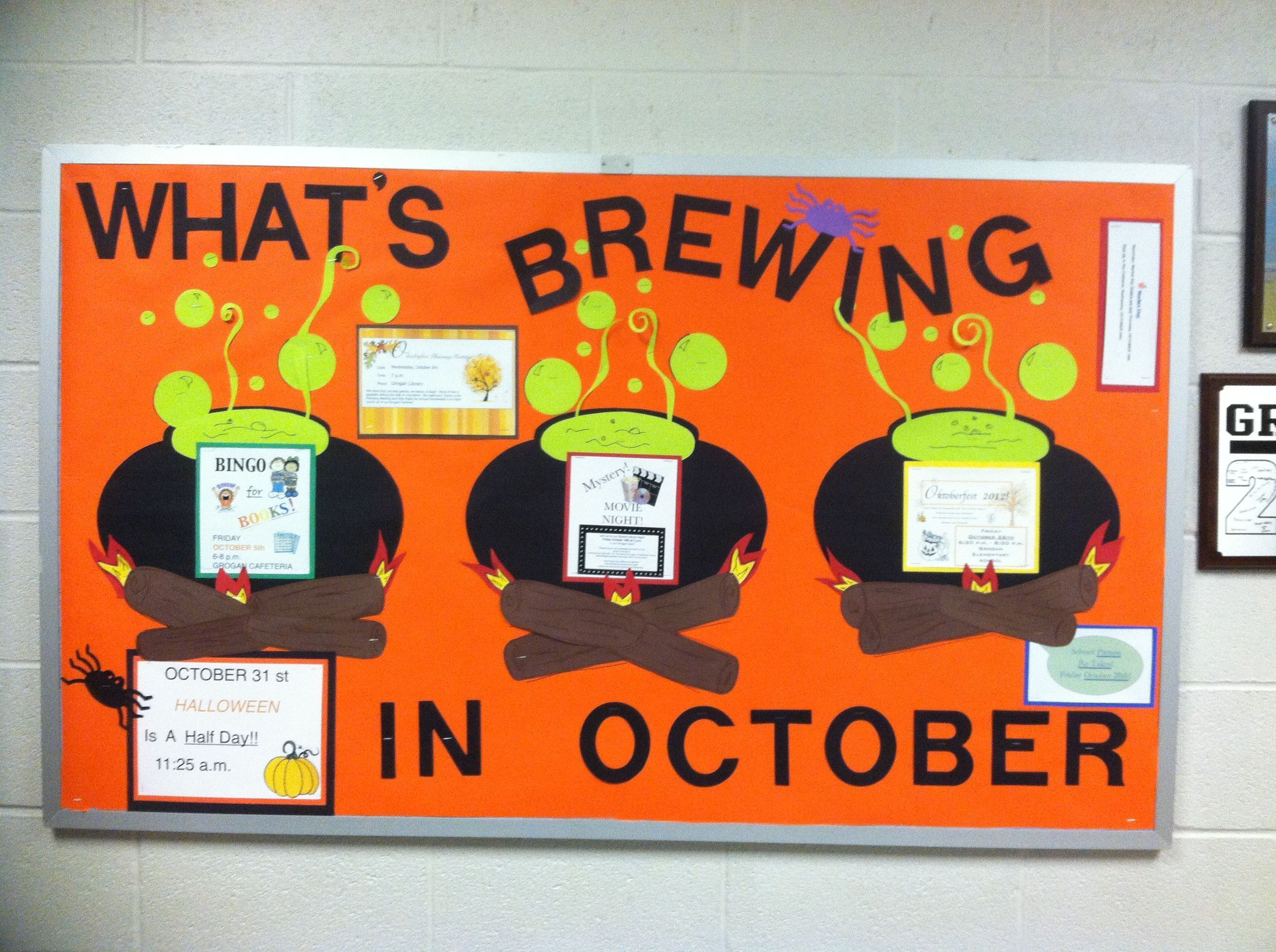 What's Brewing in October PTO information bulletin board #octoberbulletinboards What's Brewing in October PTO information bulletin board #rabulletinboards What's Brewing in October PTO information bulletin board #octoberbulletinboards What's Brewing in October PTO information bulletin board #rabulletinboards What's Brewing in October PTO information bulletin board #octoberbulletinboards What's Brewing in October PTO information bulletin board #rabulletinboards What's Brewing in October PTO infor #rabulletinboards