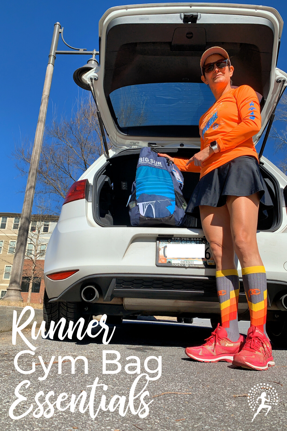 Be prepared for EVERY run by having a runner gym bag with the essentials you need to be safe, comfor...