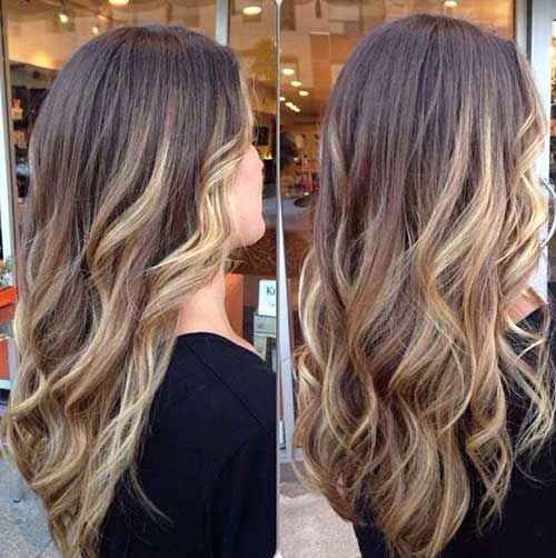 long hair balayage , Google Search