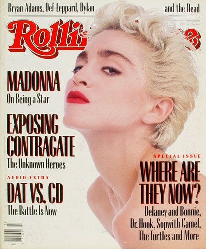 Madonna Celebrates 30 Years On Billboard Charts Rolling Stone