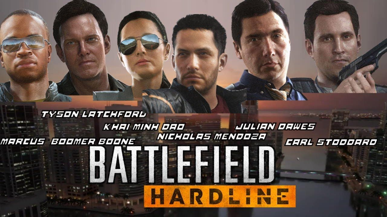 Battlefield Hardline Story Mode Review Battlefield Hardline Battlefield Youtube Videos