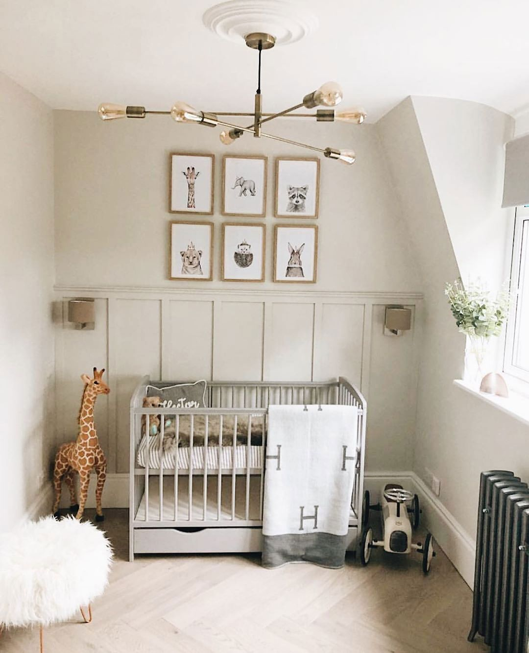 How To Bring A Natural Vibe To The Nursery Nursery Neutral