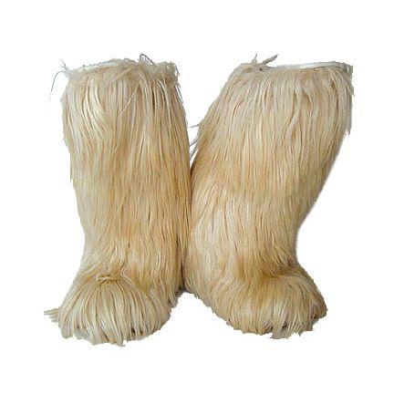 Austin Powers The Spy Who Shagged Me Austin Powers Mike Myers White Fur Boots White Fur Boots Fur Boots Austin Powers